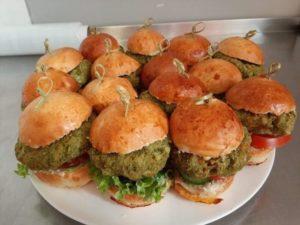 hamburgery na weekend